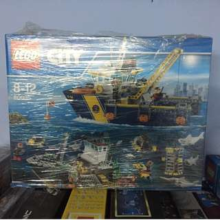 Lego City 60095 - Deep Sea Exploration Vessel