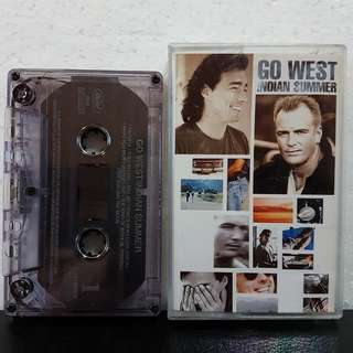 Cassette》Go West - Indian Summer