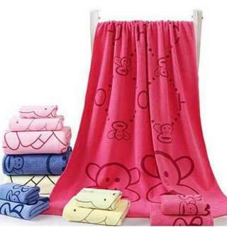 3 pcs towel