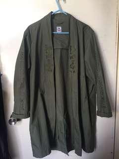 Supreme X Sasquatch Fabria Hanten Coat