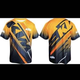 Brand New KTM Quick Dry T-Shirt