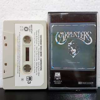 Cassette》Carpenter - Yesterday Once More