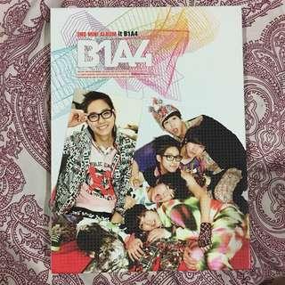 WTS B1A4 IT B1A4