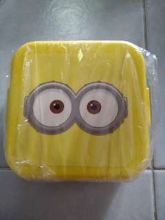 Minion Lunch Box