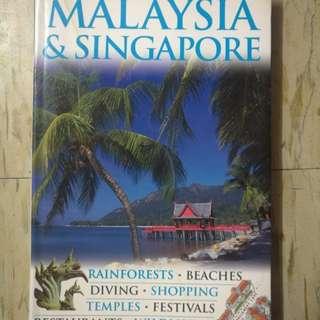 Malaysia & Singapore旅遊書