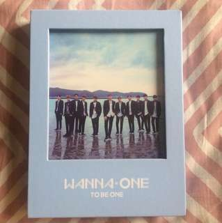 Wanna One Album To Be One Sky Version