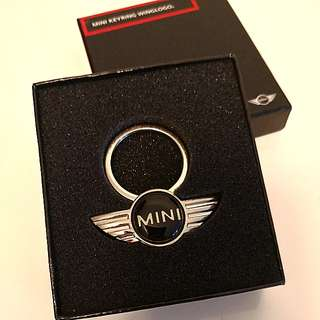 NEW MINI Keyring Winglogo
