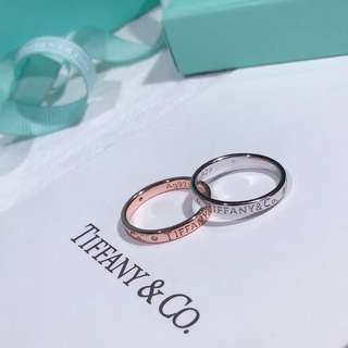 Tiffany & co ring 925