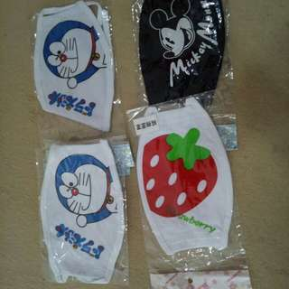 4 Face mask for kids