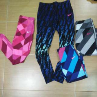 Authentic Nike Kid's Legging