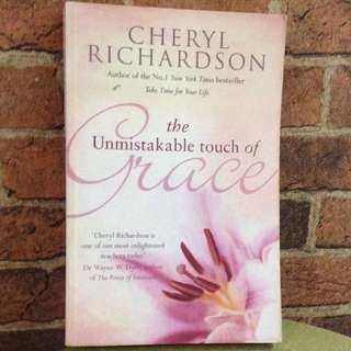 Cheryl Richardson - The Unmistakable Touch Of Grace
