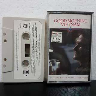 Cassette》Good Morning, Vietnam  OST