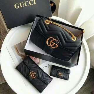 Gucci 3 n 1 set