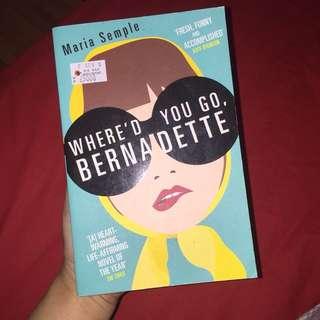 Novel Bahasa Inggris Where'd You Go Bernadette & Five Children On The Western Front