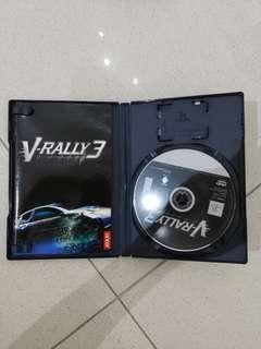 V-Rally 3 PLAYSTATION 2 GAME