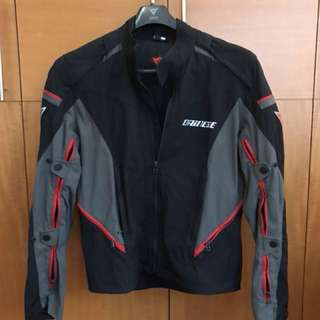 Dainese Rainsun D-Dry 2-1 Riding Jacket Size 50