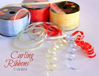 Curling Ribbons