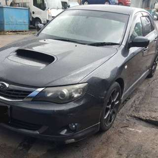 Subaru Impreza SGT 2.0T 250HP AT
