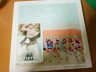 Twice Thai album with pc