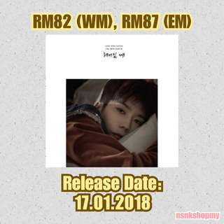 [PREORDER]  Jang WooYoung - 헤어질 때 (When We Part)