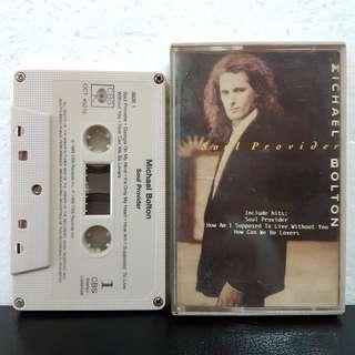 Cassette》Michael Bolton - Soul Provider