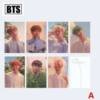 BTS Album Photocard