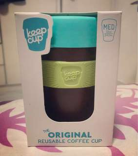 Brand New Keepcup coffee mug 12oz