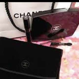 Chanel makeup travel palette kit