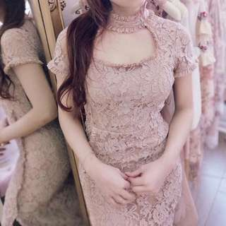 Lace dress size s
