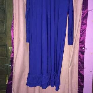 Dress 3/4 ramplee