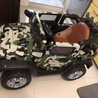 Kid's RC car (1-7yrs old)