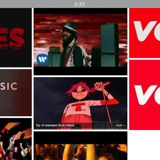HD Music Videos