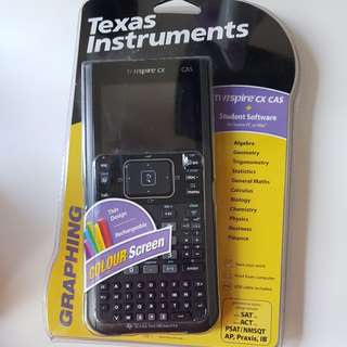 TEXAS T1NSPIRE graphing calculator