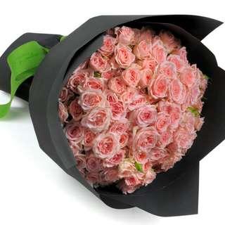 99pcs Roses Bouquet