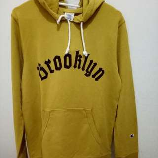 hoodie champion brooklyn