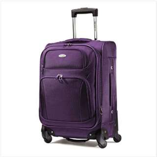 Luggage Bag Samsonite New with Warranty