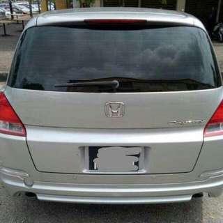 Honda Odyssey RB1 2.4L 5-Speed Automatic      -(SG)-  Year 2006