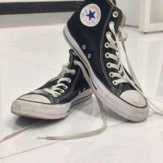 Converse Chuck Taylor high (jual Cepat)
