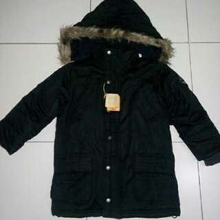 Timberland winter coats for kids