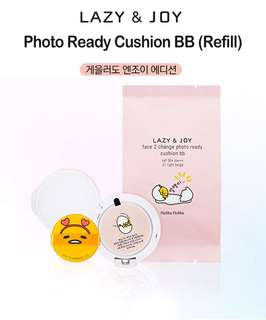 Holika Holika Photo Ready Gudetama BB cushion