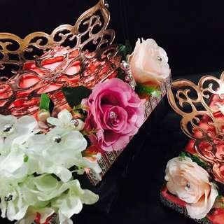 Y.S Dulang  🌹🌺‼️ / Wedding Trays 🌹🌺‼️