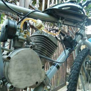 Moto basikal