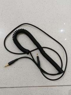 Audio Technica MTH50 Headphone cable