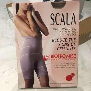 Scala High Waist Slimming Bermuda