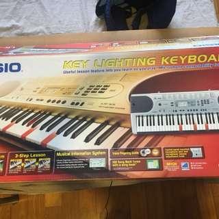 Casio Electronic Keyboard LK-45
