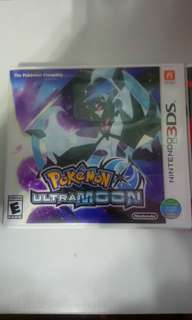 BNIB Pokemon Ultra Moon