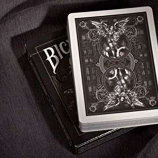 Bicycle Guardians Poker Cards