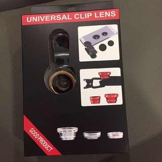 Brand New universal clip lens fish lens