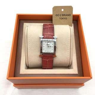 💯100%真貨 - Hermes H Watches - Hermes H手錶⌚️
