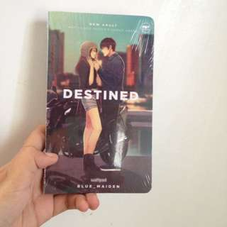 Destined book